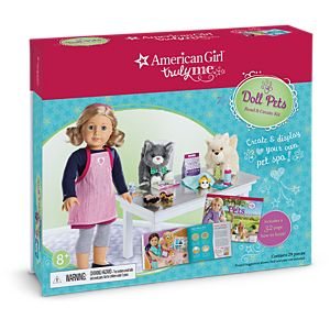 Doll Pets DIY Package