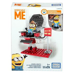 Mega Bloks® Despicable Me™ Chair-O-Matic
