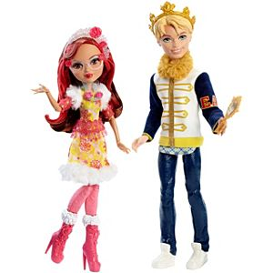 Ever After High® Epic Winter™ Daring Charming™ & Rosabella Beauty™ Dolls