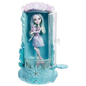 Ever After High® Epic Winter™ Winter Sparklizer™ Playset & Doll