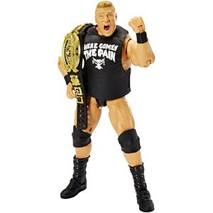 WWE® Wrestlemania® Series 32 Brock Lesnar™ Figure