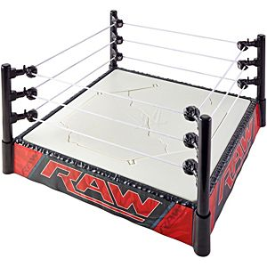 WWE® Raw® Superstar Ring
