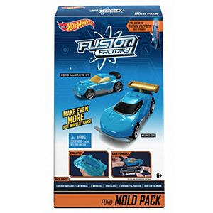 Hot Wheels® Fusion Factory™ Ford Mold Pack