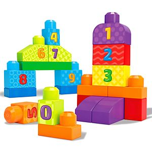 Mega Bloks® First Builders® 123 Count