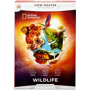 View-Master® Experience Pack: National Geographic Wildlife