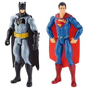 Batman V Superman™ 12-Inches Tall Action Figure 2-Pack