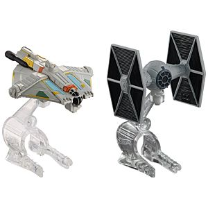 Hot Wheels® Star Wars™ 2-Pack - The Fighter™ vs. Ghost™ Starship™