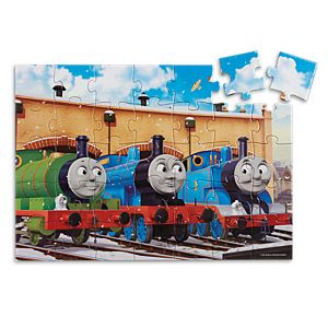 Thomas & Friends™ Snowy Day Puzzle with Tin