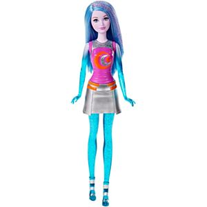 Barbie™ Star Light Adventure Blue Galaxy Doll