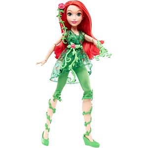 DC Super Hero Girls™ Poison Ivy™ 12-Inch Action Doll