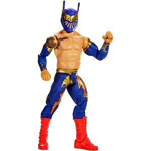 WWE Then Now Forever Sin Cara Action Figure