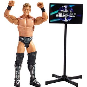 WWE ® Then Now Forever™ Chris Jericho™ Action Figure