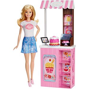 Barbie® Bakery Owner Doll & Playset