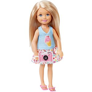 Barbie™ and Her Sisters in a Puppy Chase - Chelsea™ Doll - Ice Cream Dress