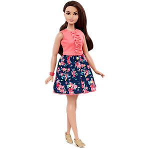 Barbie® Fashionistas® Doll 26 Spring Into Style - Curvy