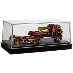 Hot Wheels Marvel® Iron Man & Hulk Buster Vehicles