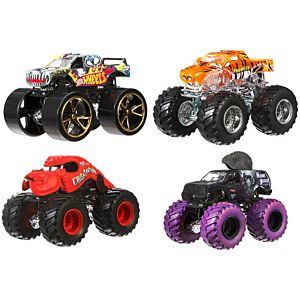 Hot Wheels® Monster Jam® Tour Favorites 3