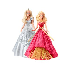 2013-2014 Holiday™ Barbie Ornaments