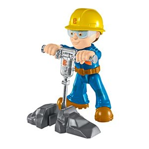 Fisher-Price® Bob The Builder™ Rock Splitting Bob