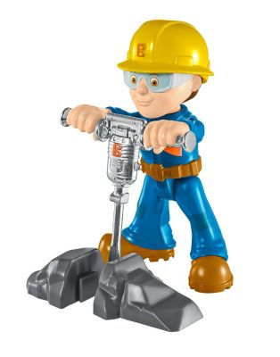 sleeping construction worker bob the builder toys vehicles playsets dolls fisher price