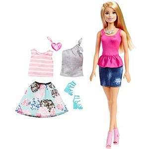 Barbie® Doll and Fashions Gift Pack