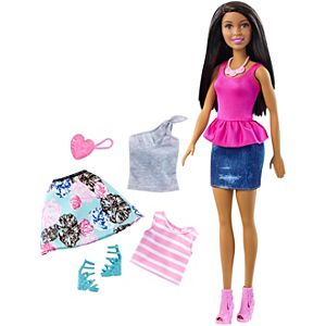 Barbie® Nikki® Doll & Fashions Gift Pack