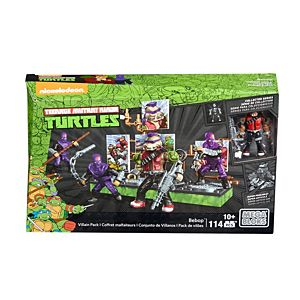 Mega Bloks® Teenage Mutant Ninja Turtles™ Bebop™ Villain Pack