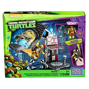 Mega Bloks® Teenage Mutant Ninja Turtles™ Mikey™ Pizzaria Showdown