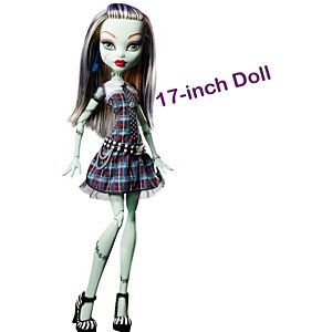Monster High™ 17-inch Frankie Stein™ Doll