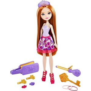Ever After High® Hairstyling Holly Doll