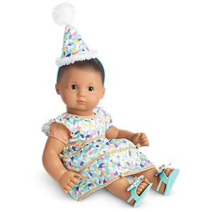 Confetti Cutie Dress for Bitty Baby Dolls