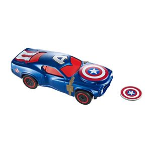 Hot Wheels® Marvel Captain America™ Large Scale Vehicle