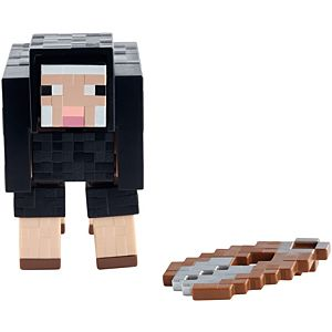 Minecraft Action Figure - Shear-Able Sheep