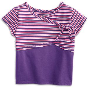 Striped Dance Top for Girls