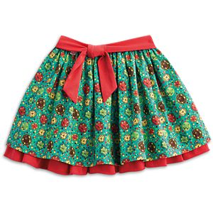 Happy Hedgehog Skirt for Girls