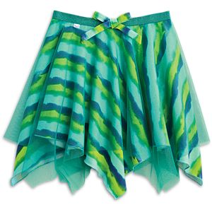 Ocean Waves Skirt for Girls