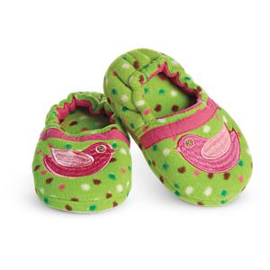 Enchanted Garden Slippers for Girls