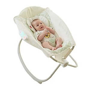 Smart Connect™ Auto Rock' n Play Sleeper