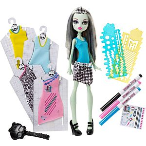 Monster High® Designer Booo-tique Frankie Stein® Doll & Fashions