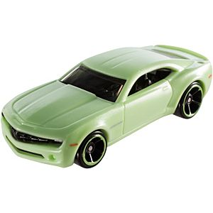 Hot Wheels® Color Shifters Chevy Camaro Concept Vehicle