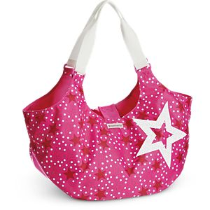 Two-Doll Tote for Girls