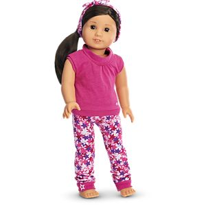 Cute & Comfy Lounge Set for 18-inch Dolls