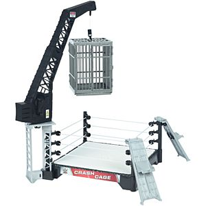 WWE® Crash Cage Playset