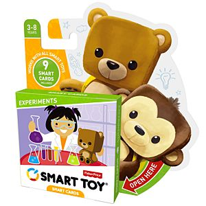 Smart Toy® Smart Cards - Experiments