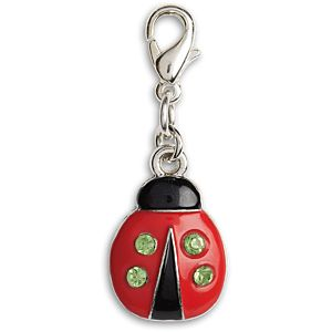 Little Ladybug Charm for Girls