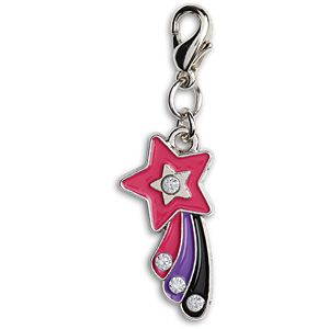 Shooting Star Charm for Girls