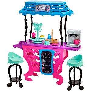 Monster High® Fright Roast Coffee™ Playset