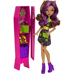 Monster High® Ghoul-La-La Locker Doll