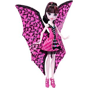 Monster High® Ghoul-To-Bat Transformation Draculaura™ Doll