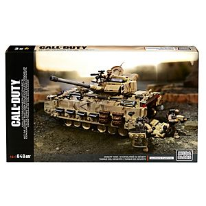 Mega Bloks® Call of Duty® Desert Tank